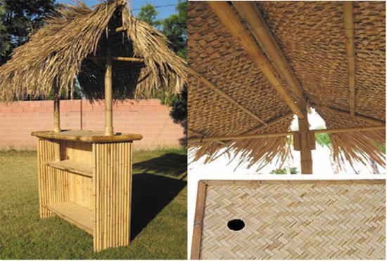 Jamaican Tiki Bar