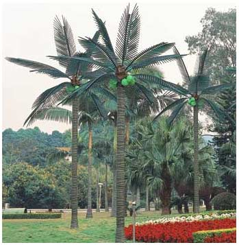 LED Palm Trees 3